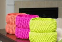 Kitchen Stuff Crochet / TABLECLOTHS, CUPCLOTHS AND MORE