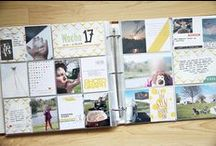 2016 Project Life Kits 2016