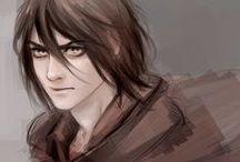 Eren Jaeger / Eren | 15 | Titan | Love Mikasa