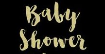 Baby Shower Ideas / Creative ideas for baby shower parties.
