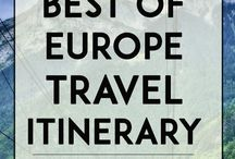BUCKET LIST // EUROPE / Group travel board dedicated to Europe, travelling tips and tricks and destination guides. Follow and DM @theflyawaygirl to join!
