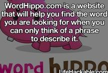 Websites / Life Hacks & Useful Websites