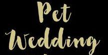 Pet Wedding Ideas / Pet Wedding Ideas