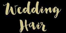Wedding Hair With Fowers / Wedding Hair With Fowers