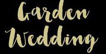 Garden Wedding Ceremony / Garden Wedding Ceremonies