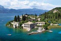 Garda Lake most beautiful places / самые красивые уголки нашего озера Гарда ♥