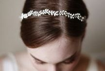 Hair & Beauty / множество идей для наших замечательных невест: какую прическу выбрать, какой макияж предпочесть в самый важный день в вашей жизни ♥
