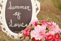 Summer Wedding / июль-сентябрь ♥
