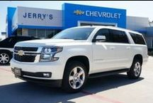 Chevrolet / Chevrolet vehicles are highlighted from Jerry's Chevrolet in Weatherford, TX. This board only highlights a limited selection of the vehicles we have in stock; be sure to check our website for the full inventory. For more information on any of the vehicles, call 888-905-9041 or visit www.jerryschevytexas.com