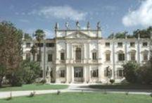 Villas for Weddings / Эксклюзивные итальянские виллы для вашего отдыха, званого ужина, свадьбы, и других мероприятий.  Регионы - Ломбардия, Венето.