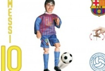 FC Barcelona Marionette / Are you a Barca FAN? You must have FC Barcelona the official product. http://www.djepetoshop.com/marionettes/fc-barcelona-marionettes