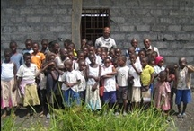 Missionary Work in the Congo / Christ Gospel Church sponsors a tremendous amount of missionary work in the Democratic Republic of Congo (DRC).  Our affiliated pastor in that country is Rev. Jean-Paul Aruna.