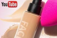 YouTube + beautyblender® / Make-Up Artists and Make-Up bloggers love us!