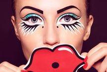 Make-up we like / beauty, makeup, fashion