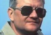 Tom Clancy  / April 12, 1947 – October 1, 2013