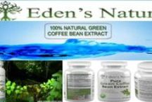 Eden's Nature Green Coffee Youtube Video Collection / Youtube Playlist featuring Eden's Nature Ultra Pure Green Coffee Bean Extract.  Our lab is FDA registered and our products are manufactured in the USA under Good Manufacturing Practices (GMP) to ensure the highest level of quality control. We guarantee only superior and 100% natural products without any fillers, binders or artificial ingredients.  Try Edens Nature today and experience the all natural approach to holistic weight loss.