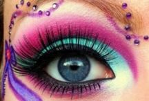 Makeup!! <3 / *heavy breathing* / by Sarah Vermillion