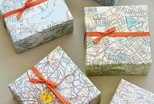 gift wrap / gift wrap & gift tags