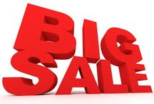 Hit the Sales / Why buy full price when you can get it half price, and use a voucher code?