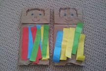 Kids Church / Bible Crafts