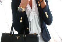 Office fashion ideas I love / Things I'd wear to the office (or would like to try it) / by Liz Tennent