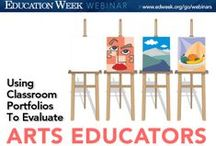 Arts Education / K-12 Art teachers, students, webinars, live chats, and leading edge ideas in the profession.