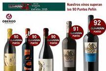 ¿Qué vino llevarás a la mesa? / Infografías o informaciones detalladas de nuestros vinos, para que tengas claro, según sea la ocasión, el vino que debe acompañar vuestros platos