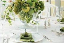 Garden Wedding / Простая уютная свадьба в саду