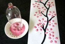 Easy Homemade Gifts / Instead of buying expensive gifts why not make them by hand and save money?