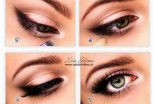 Glamour / Hairstyle tips, make-ups & beauty.