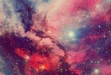 Out of this World / Let the galaxy inspire you. ✌