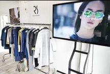 Press Day - Pomada Fashion Office / Drugiego kwietnia 2014 roku w Pomada Fashion Office odbyła się prezentacja najnowszej kolekcji 4F oraz autorskiej kolekcji Ranity Sobańskiej (RS) na sezon jesień/zima 2014.