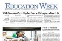 Education Week / Social Promotion of Education Week's Publication