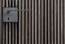 Slatted Timber