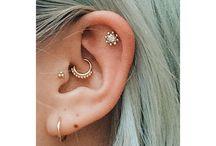 | ear piercing |