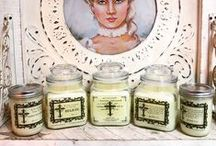 Believe Line / Amy's Country Candles® now has an inspirational line of triple-scented candles and oils, perfect for gift giving. Place words and scripture on your favorite scents. Shop this entire collection today!