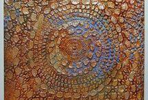 Texture Art / Art by Juna Biagioni