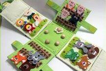 развивающие книжки-игрушки