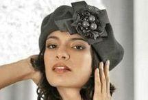 шляпки-шапки-шарфики