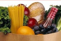 Reduce Your Supermarket Spend / Cut back and save money on your grocery shop with these fab tips