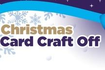 Christmas Card Craft Off
