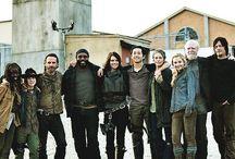 The Walking Dead / by Sara Stewart
