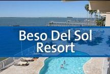 Beso Del Sol Resort - Dunedin, FL / At the Beso Del Sol in Dunedin, Florida you will encounter all the best that Global Connections has to offer. Each condo you choose from at Beso Del Sol will include brand-new features sure to give you a luxurious feel including granite counters and maple finishes, French doors leading onto private balconies, designer light fixtures and more. You can swim in one of two outdoor pools and both have marble decks and beautiful views of the ocean.