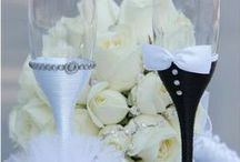 Beautiful Wedding Decor Make this Day the Best Day of Your Life / Make that Special Day the Best Day of Your Life with These Great Wedding Ideas!!! / by Dulcelina Cabral