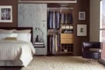 great closet organization