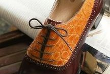 Walk with  Me with These  Fine Mens Shoes / Nothing Like having Great Pair of Men's Shoes for that Perfect Look / by Dulcelina Cabral