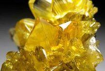 I love minerals