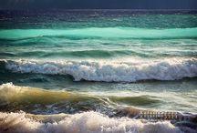 Beach, Sand and Ocean