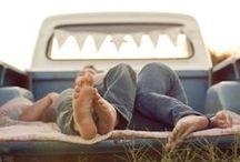 VW Bus, Camping, Pick Up trucks, vintage wheels