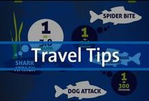 Travel Tips / This easy-to-digest information will have you ready for anything when your next vacation comes around.